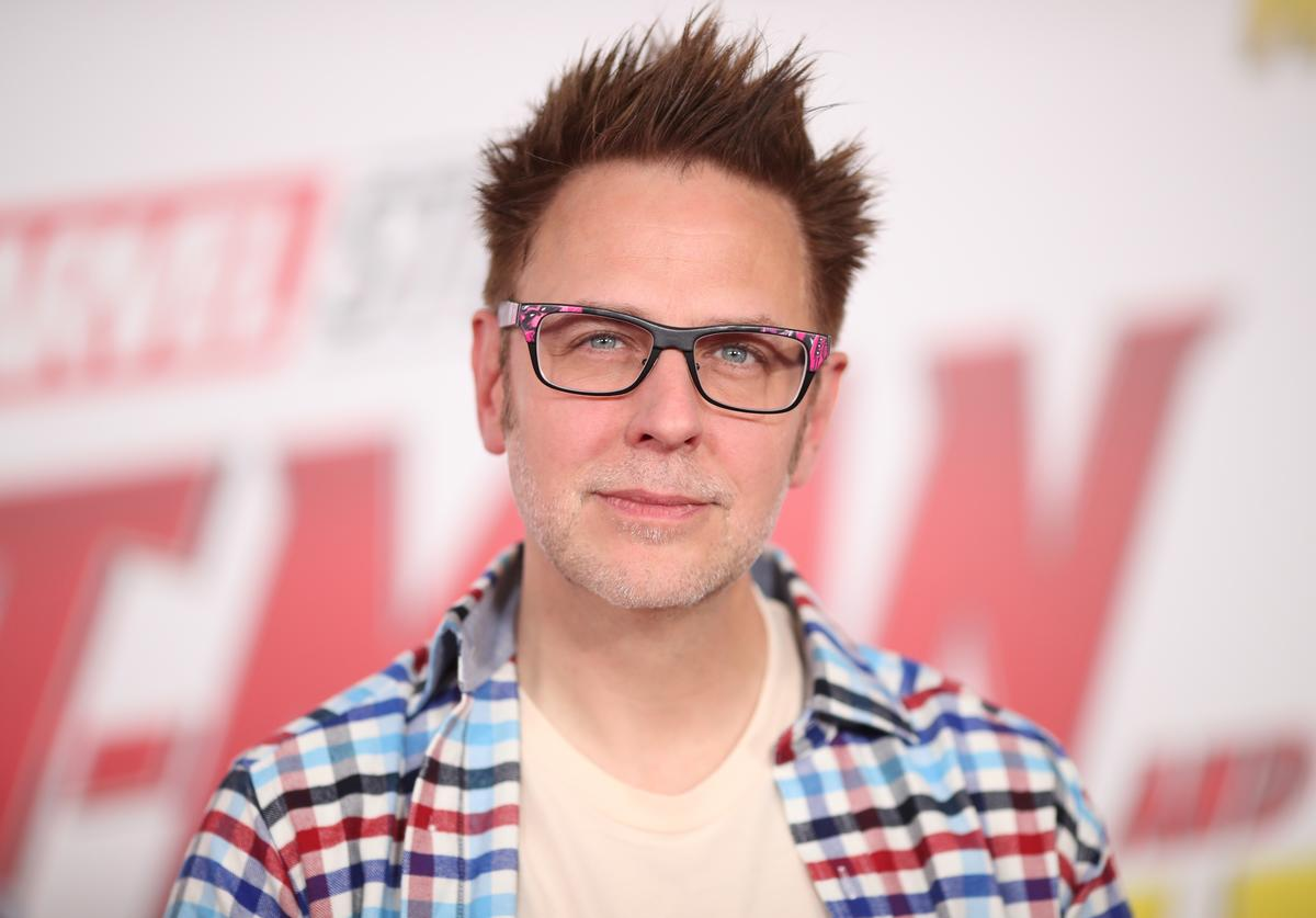James Gunn attends the premiere of Disney And Marvel's 'Ant-Man And The Wasp' on June 25, 2018 in Los Angeles, California.