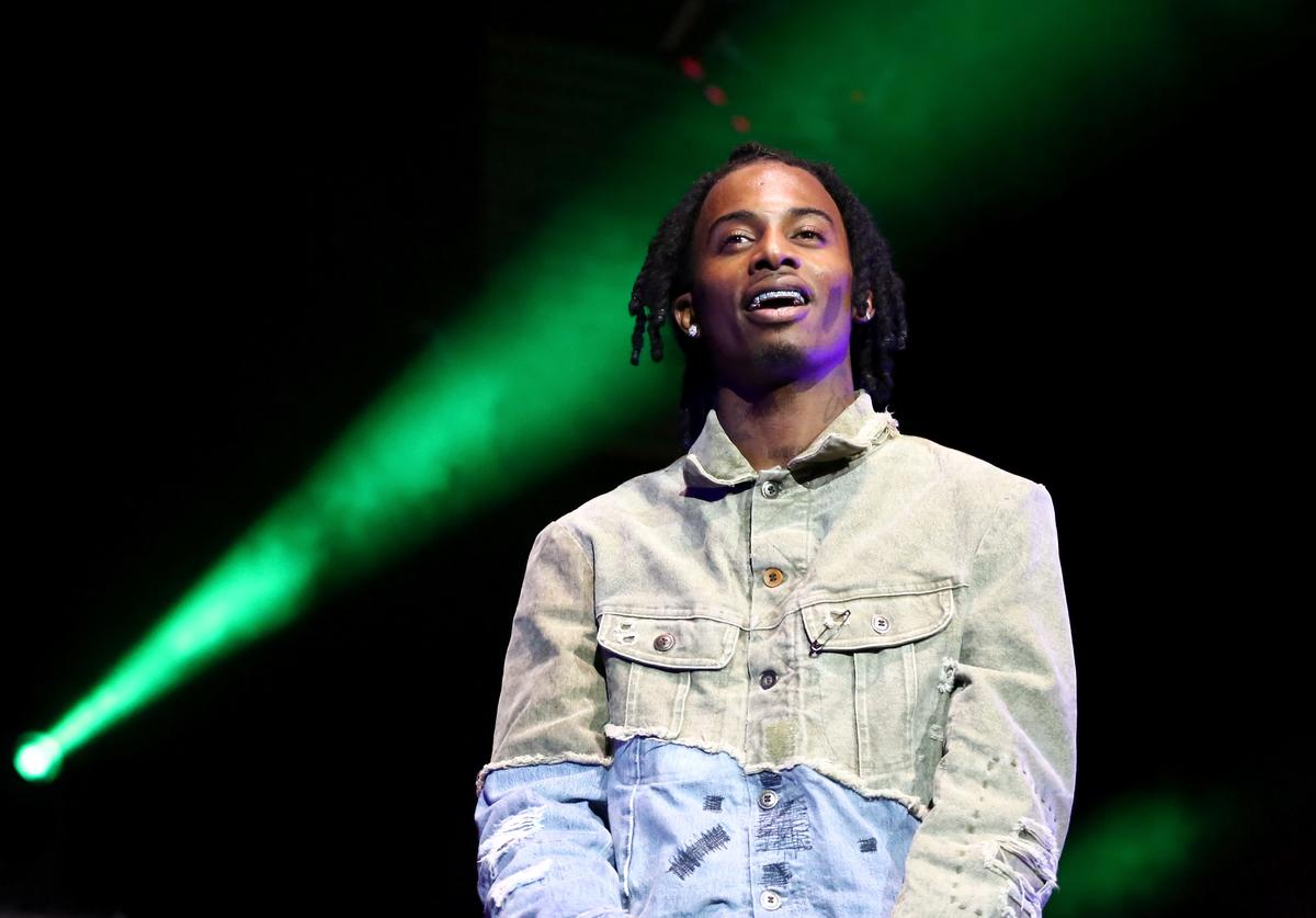 Playboi Carti performs onstage at the STAPLES Center Concert Sponsored by SPRITE during the 2018 BET Experience on June 23, 2018 in Los Angeles, California