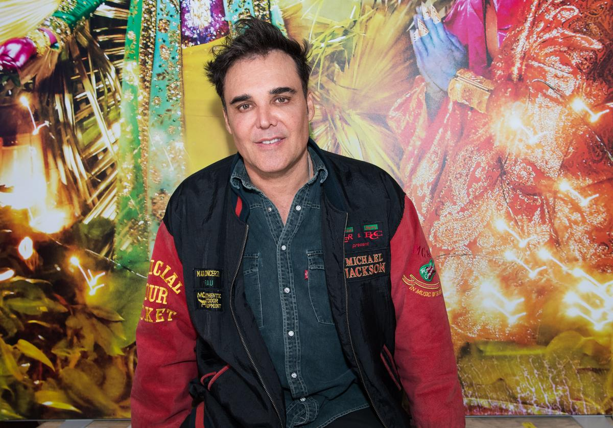 David LaChapelle attends the David LaChapelle book signing at TASCHEN Store Beverly Hills on December 17, 2017 in Beverly Hills, California