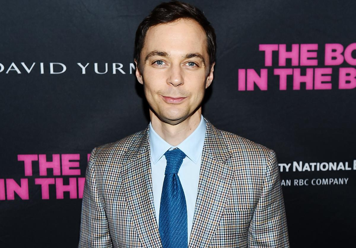 Jim Parsons attends the 'Boys In The Band' 50th Anniversary Celebration at The Second Floor NYC on May 30, 2018 in New York City.