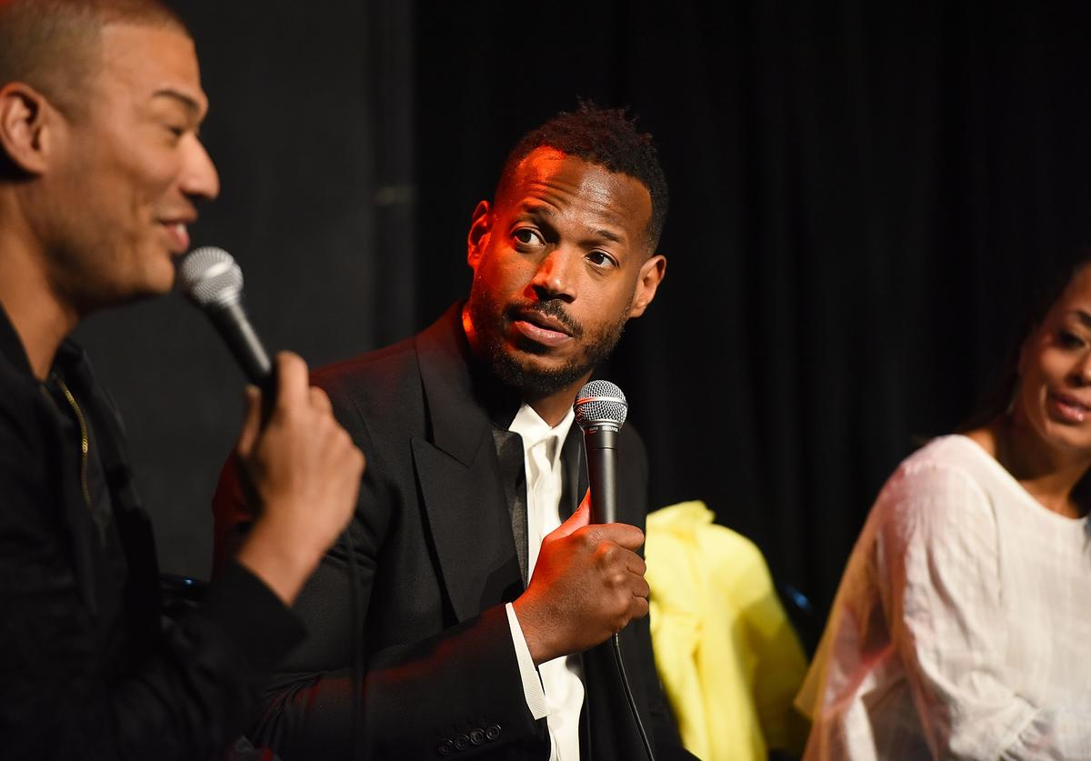 : Marlon Wayans attends Universal Television's FYC @ UCB 'Marlon' at UCB Sunset Theater on June 6, 2018 in Los Angeles, California.