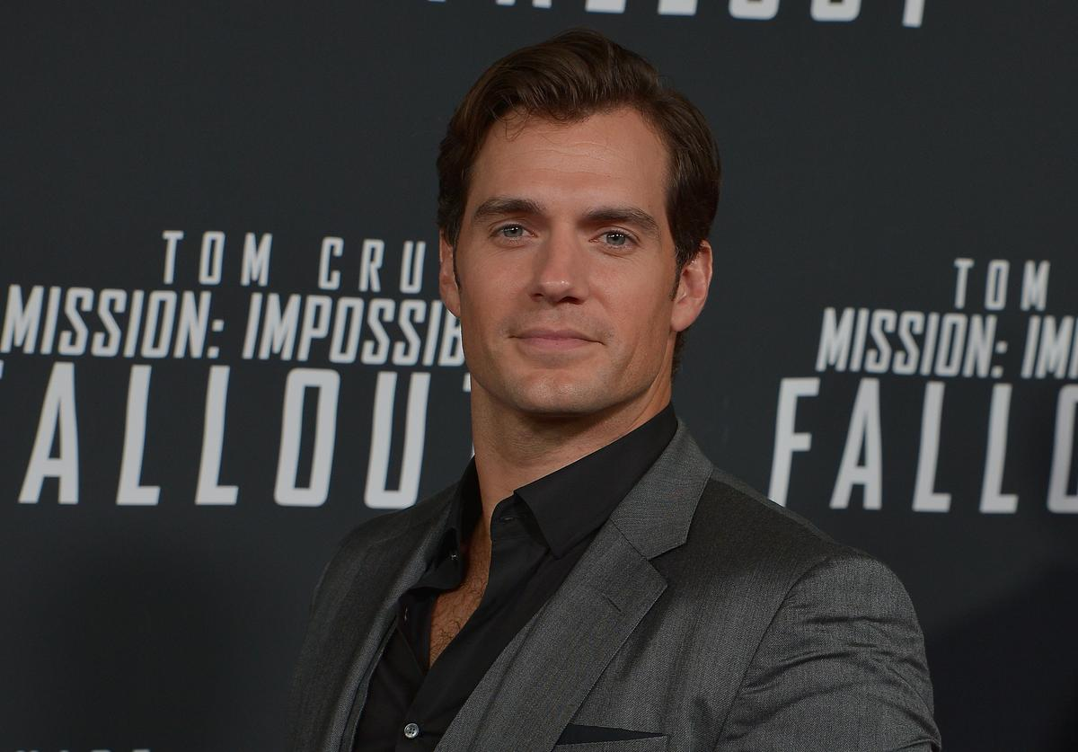 Henry Cavill attends the U.S. Premiere of 'Mission: Impossible - Fallout' at Smithsonian's National Air and Space Museum on July 22, 2018 in Washington, DC.