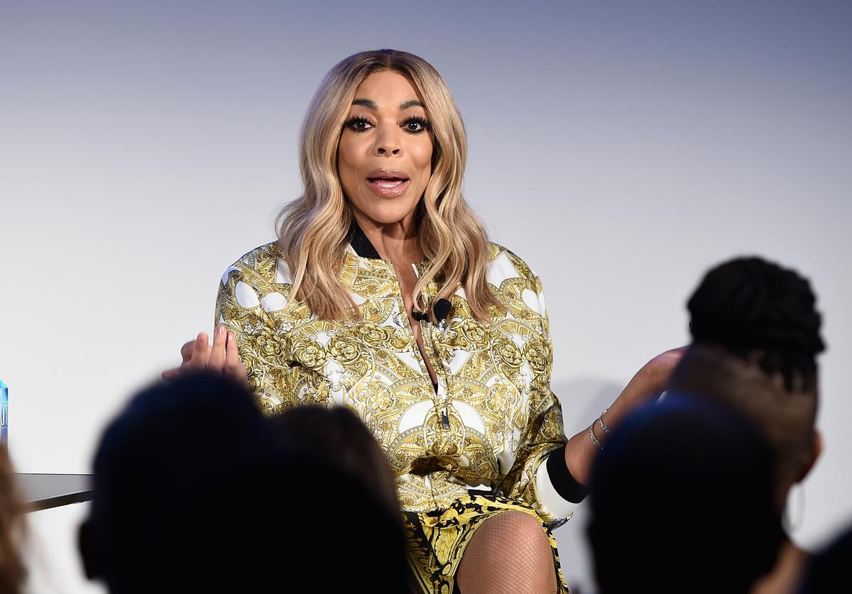 Wendy Williams at Vulture event