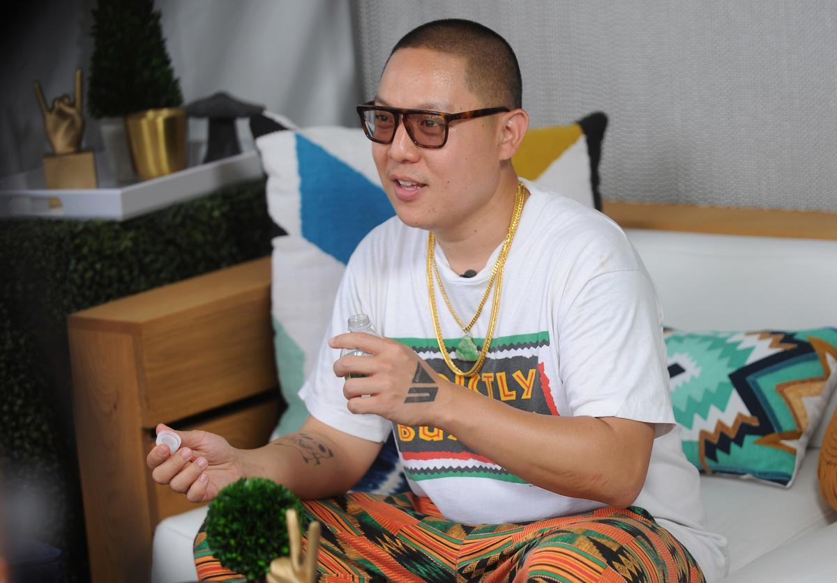 ddie Huang attends OZY FEST 2017