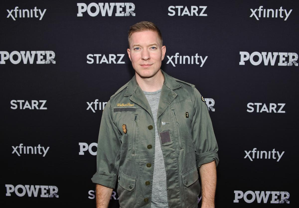 Joseph Sikora attends the Chicago special screening of the Power season 4 premier hosted by Starz and Xfinity at Showplace Icon Theater on June 13, 2017 in Chicago, Illinois