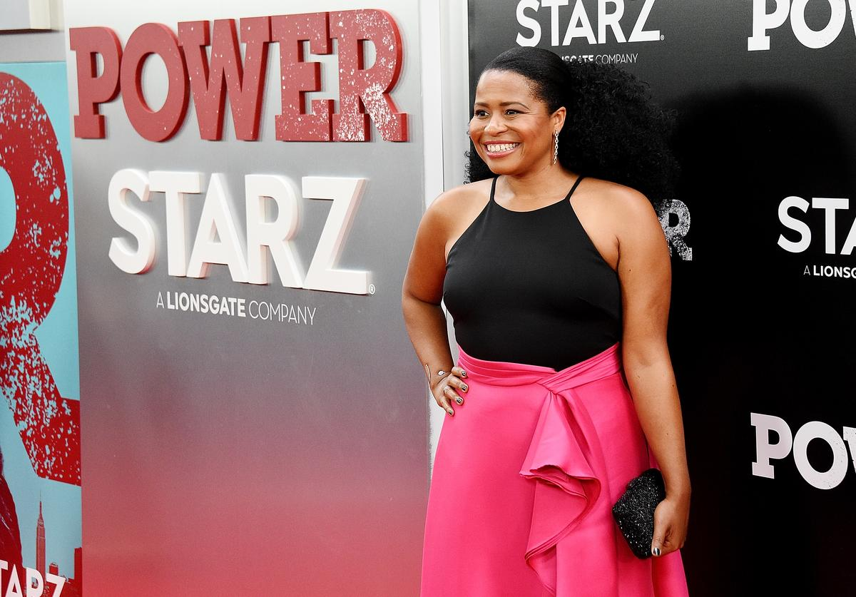 Courtney A. Kemp attends the 'POWER' Season 5 Premiere at Radio City Music Hall on June 28, 2018 in New York City