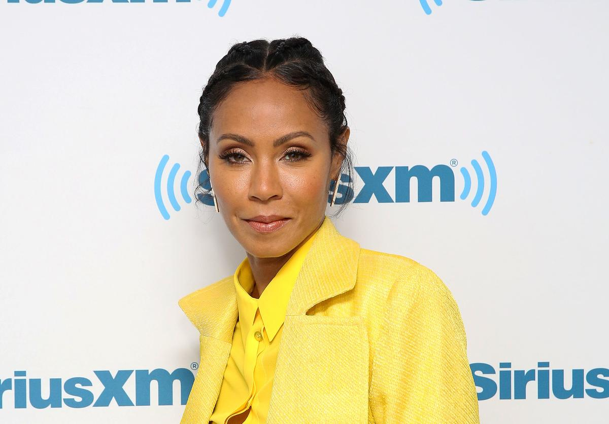 Jada Pinkett Smith during Hoda Kotb Hosts A Leading Ladies Event