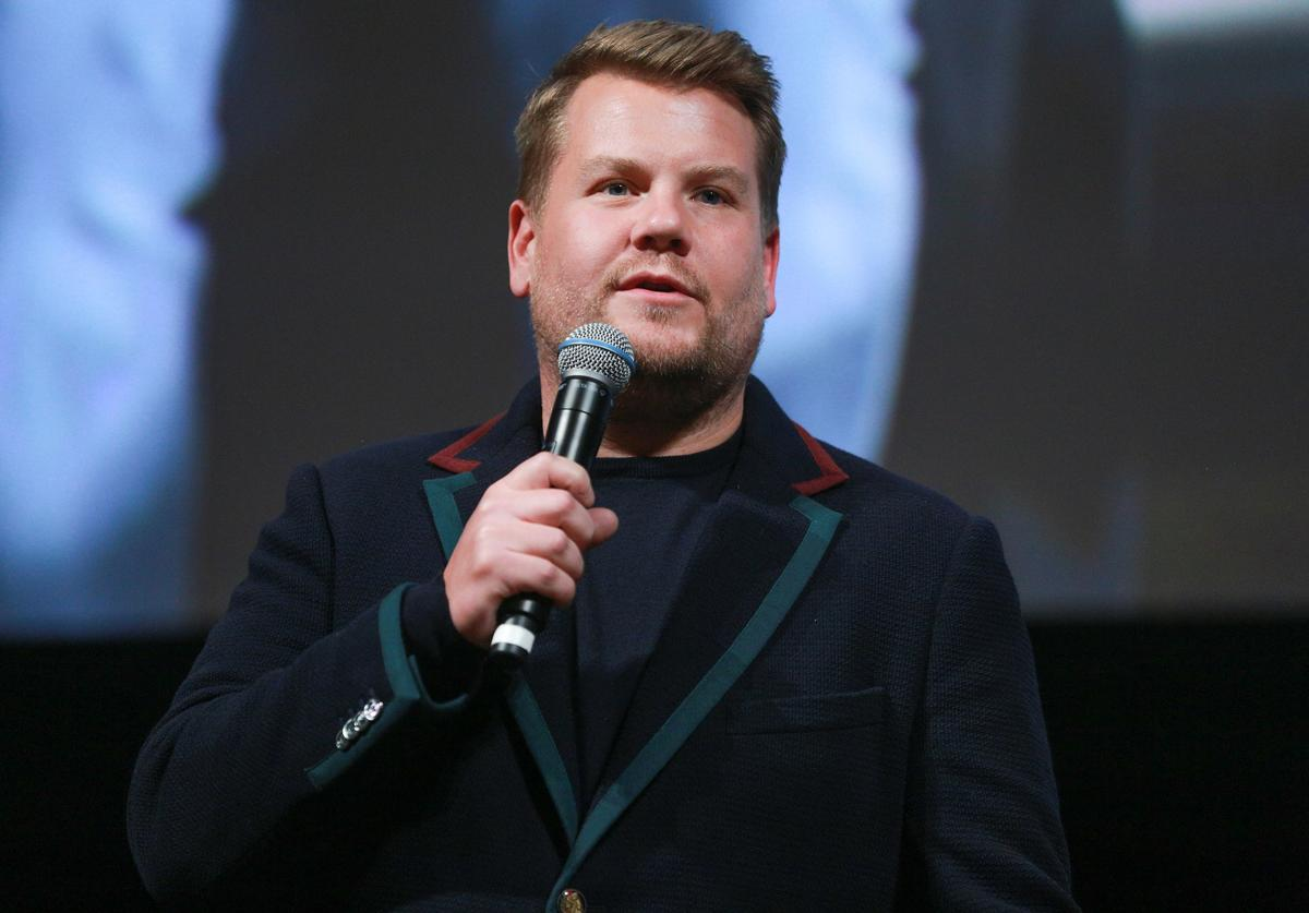 James Corden speaks onstage during the for your consideration event for Showtime's 'Patrick Melrose'at NeueHouse Hollywood on April 26, 2018 in Los Angeles, California.