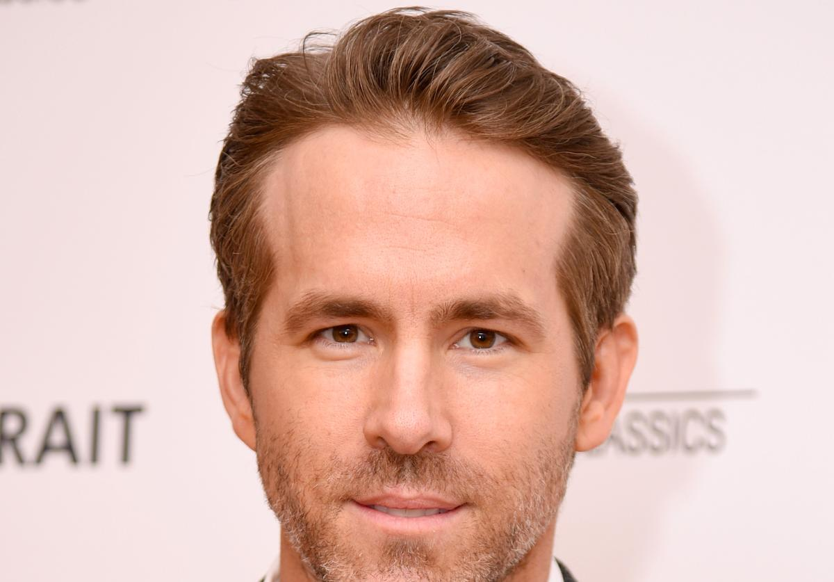 Actor Ryan Reynolds attends the 'Final Portrait' New York Screening at Guggenheim Museum on March 22, 2018 in New York City.