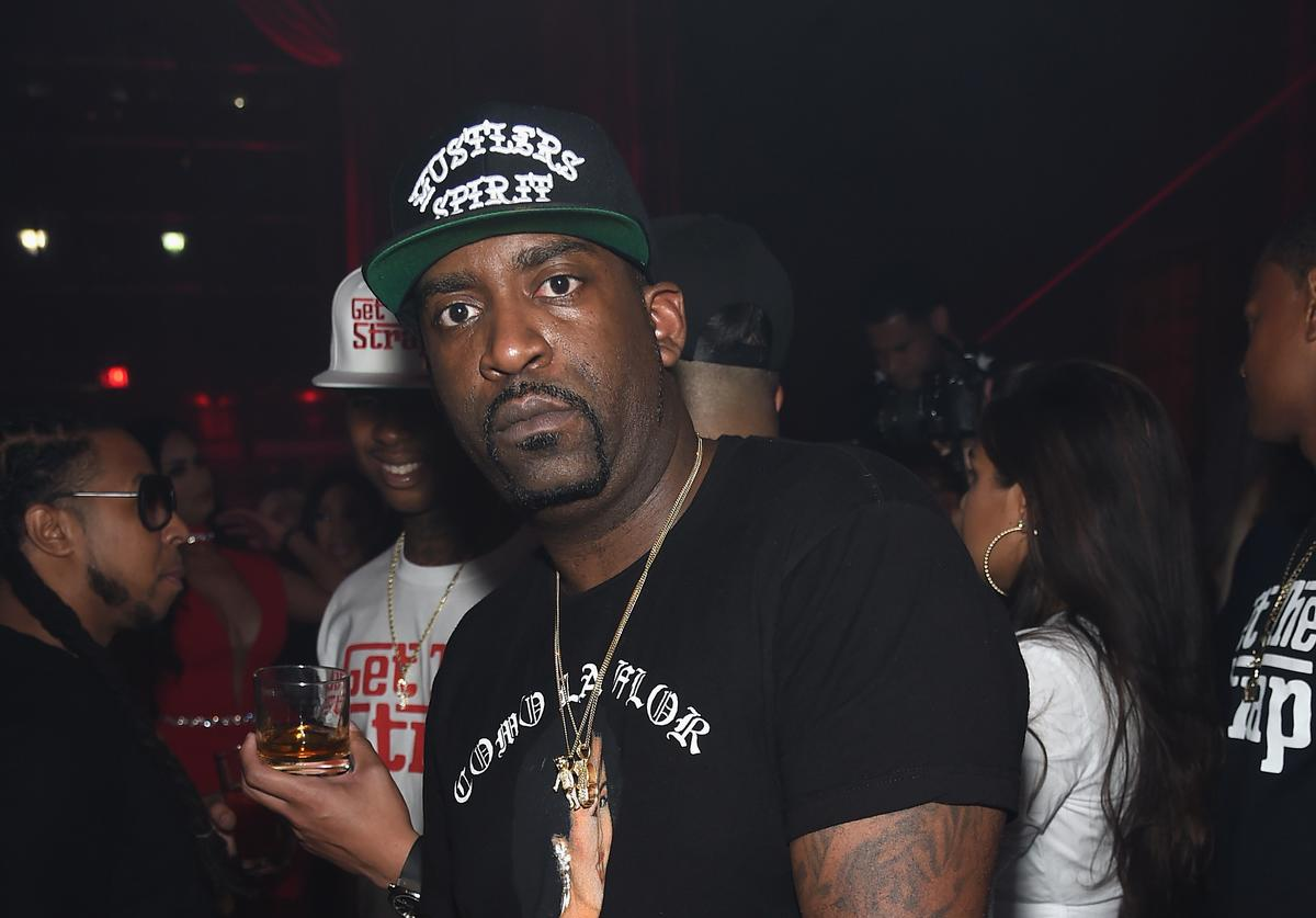 Tony Yayo attends the Starz 'Power' The Fifth Season NYC Red Carpet Premiere Event & After Party on June 28, 2018 in New York City