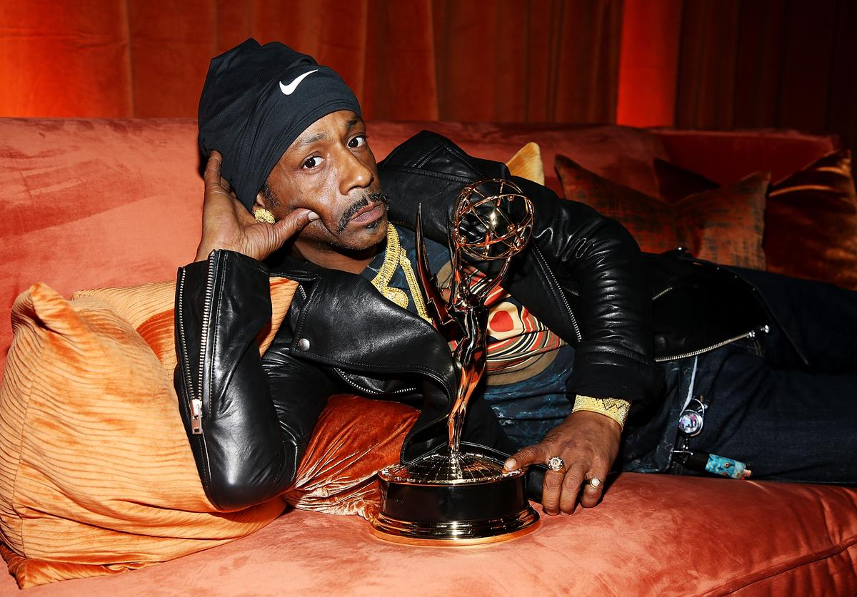Katt Williams attends the 2018 Netflix Emmy After-Party at NeueHouse Hollywood on September 17, 2018 in Los Angeles, California
