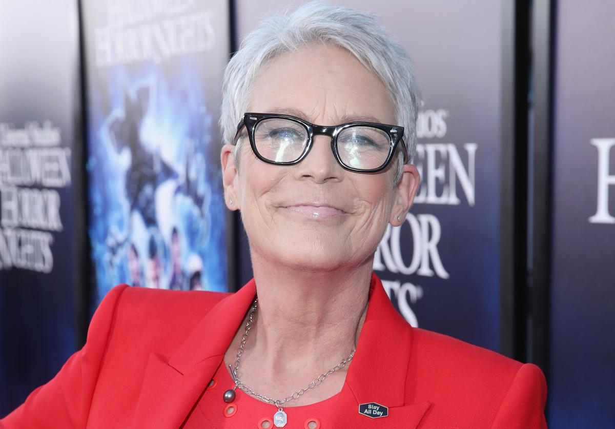 Jamie Lee Curtis attends Halloween Horror Nights 2018 at Universal Studios Hollywood on September 14, 2018 in Los Angeles, California.
