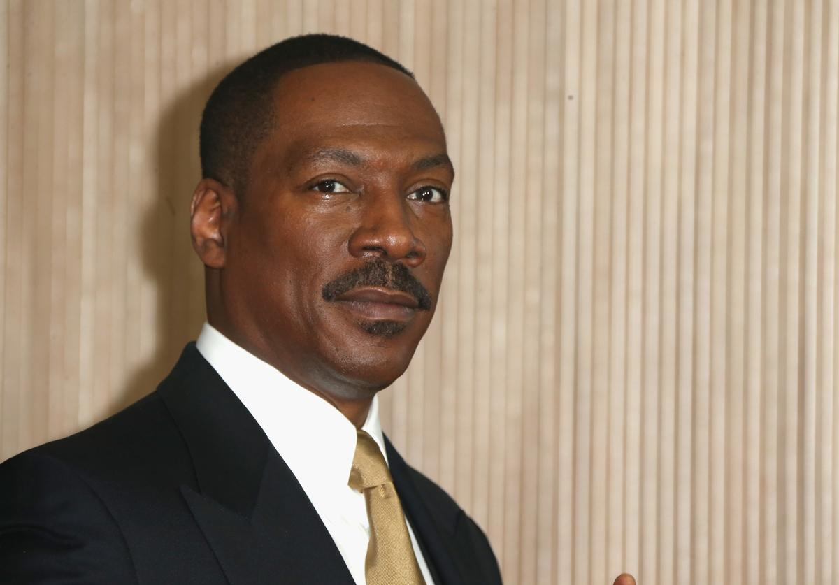Actor Eddie Murphy attends the 20th Annual Hollywood Film Awards on November 6, 2016 in Beverly Hills, California.