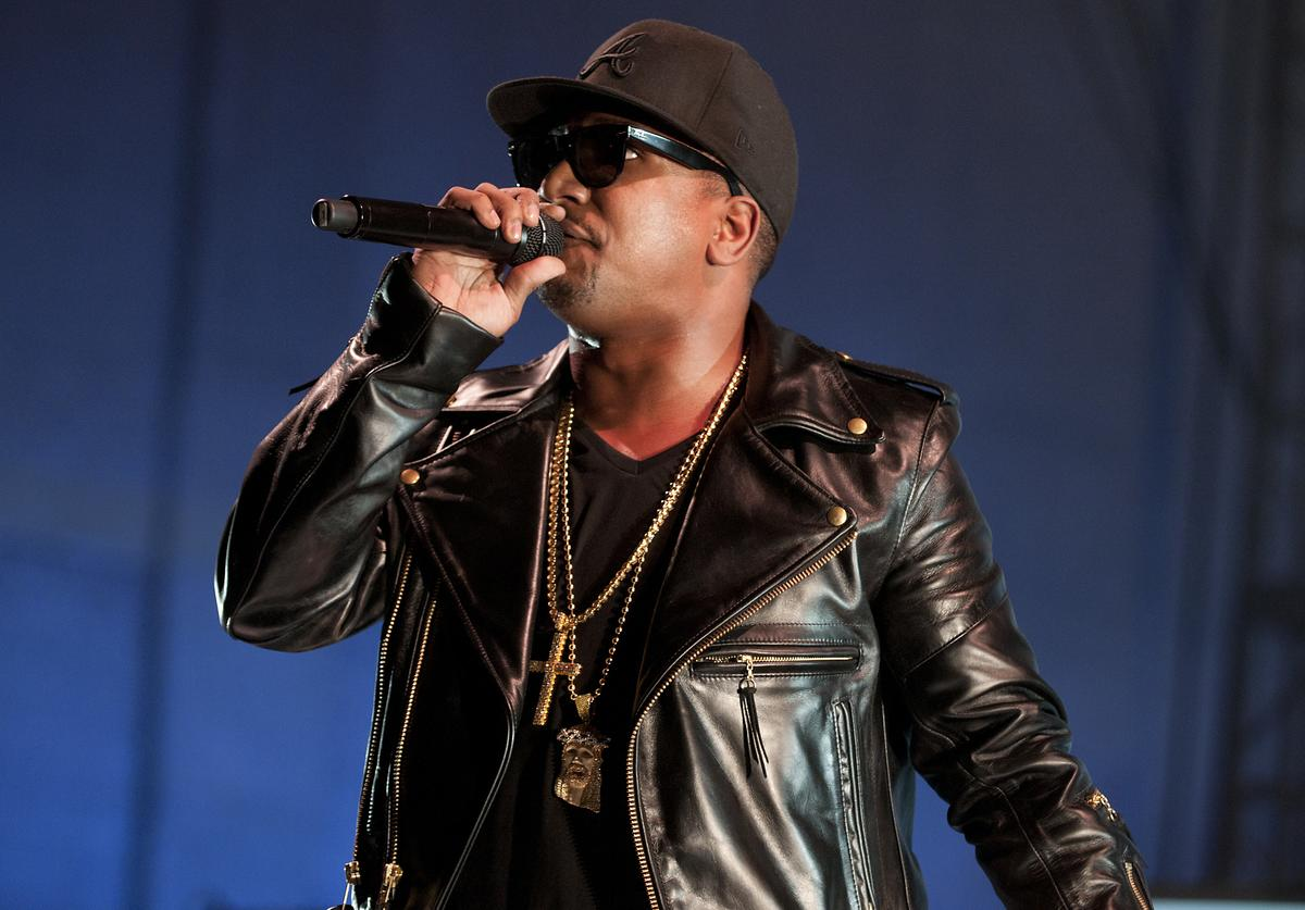 Cyhi Da Prynce performs during VEVO Presents: G.O.O.D. Music at VEVO Power Station on March 19, 2011 in Austin, Texas.