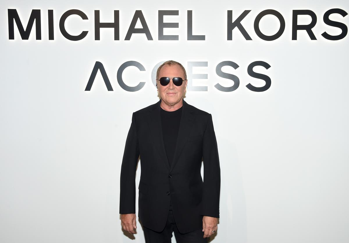Fashion Designer Michael Kors attends Michael Kors and Google Celebrate new MICHAEL KORS ACCESS Smartwatches at ArtBeam on September 13, 2017 in New York City.