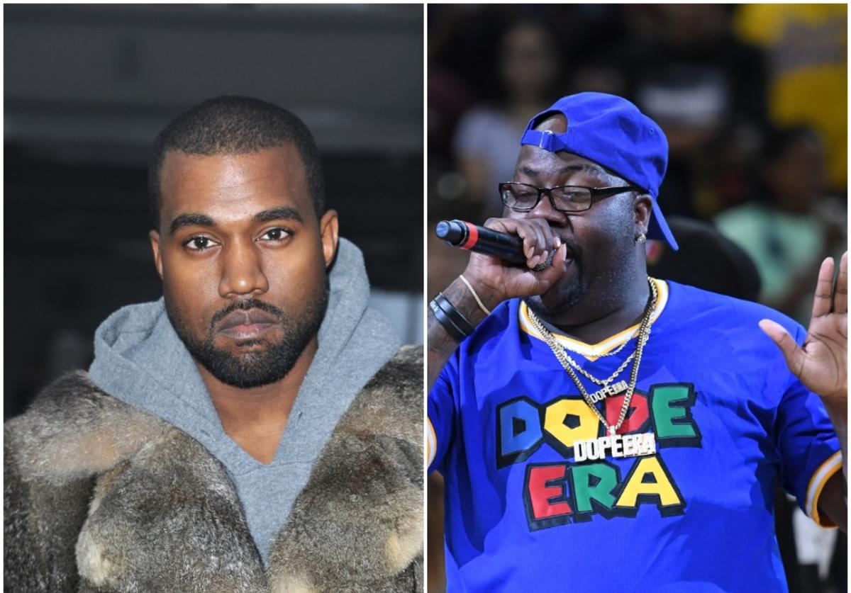 Kanye West and Mistah F.A.B