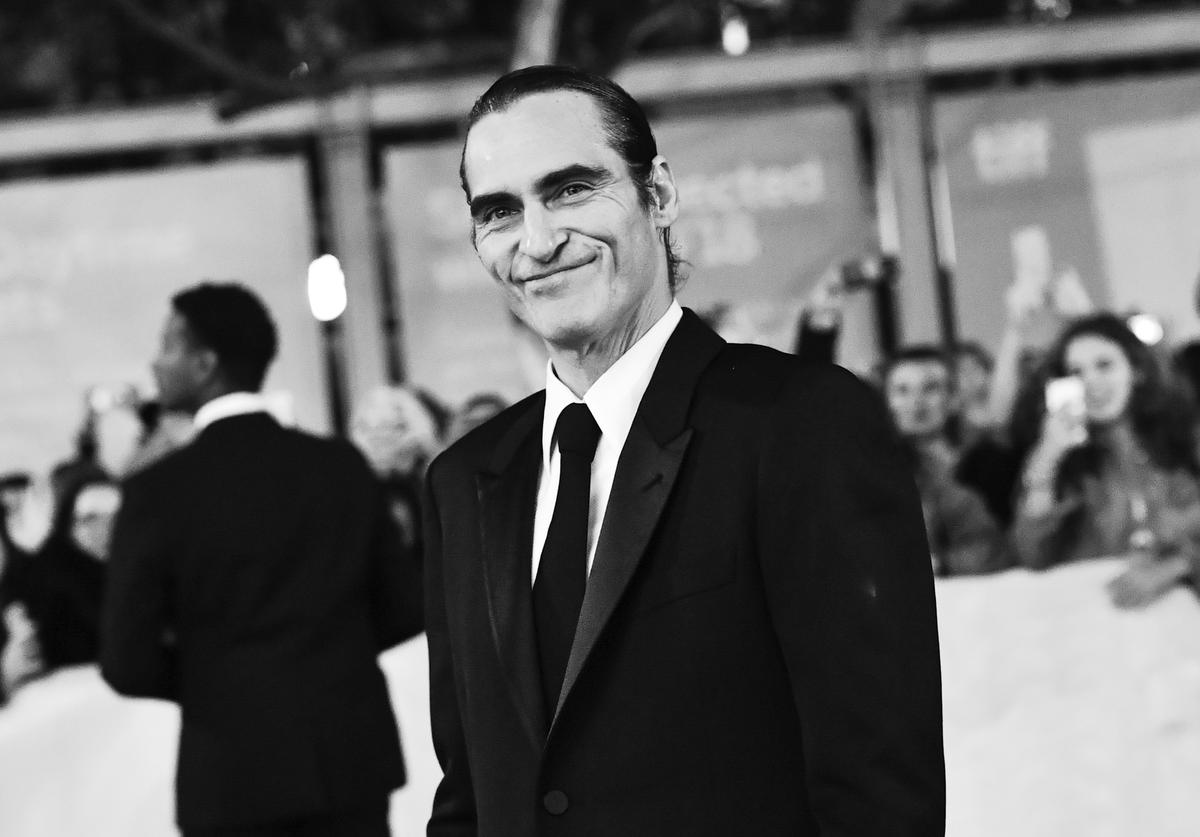 Joaquin Phoenix attends the 2018 Toronto International Film Festival - 'The Sisters Brothers' premiere at Princess of Wales Theatre on September 8, 2018 in Toronto, Canada