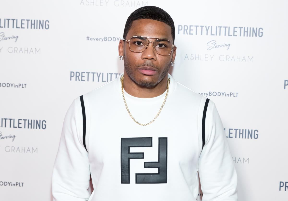 Nelly attends the PrettyLittleThing x Ashley Graham Event at Delilah on September 24, 2018 in West Hollywood, California