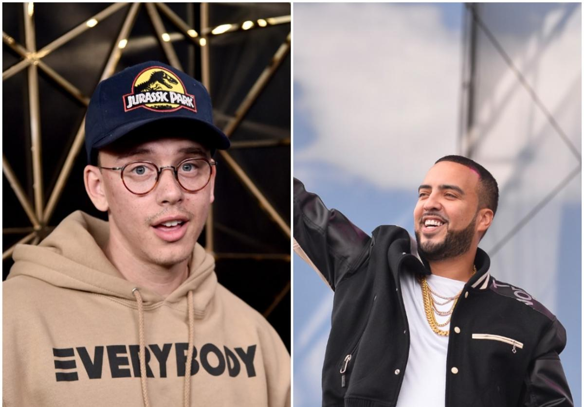 Logic and French Montana