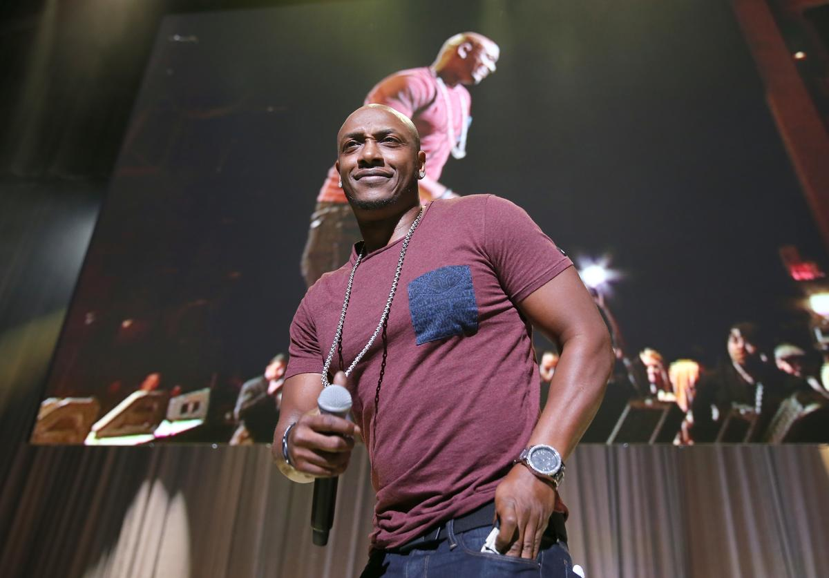 Mystikal performs onstage at the 2013 BMI R&B/Hip-Hop Awards at Hammerstein Ballroom on August 22, 2013 in New York City.