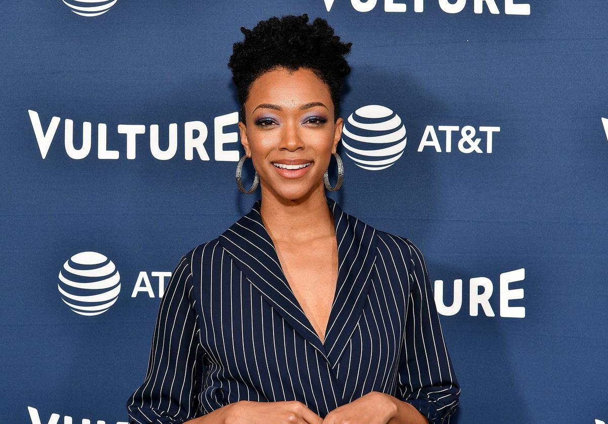 Actor Sonequa Martin-Green attends Day Two of the Vulture Festival Presented By AT&T at Milk Studios on May 20, 2018 in New York City.