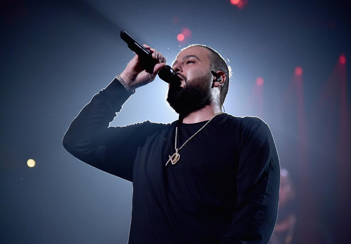 Belly performs onstage during TIDAL X: Brooklyn at Barclays Center of Brooklyn on October 17, 2017 in New York City