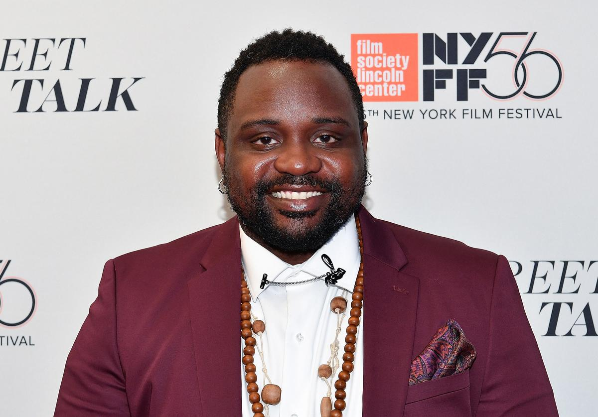 Brian Tyree Henry attends the 'If Beale Street Could Talk' U.S. premiere during the 56th New York Film Festival at The Apollo Theater on October 09, 2018 in New York City.