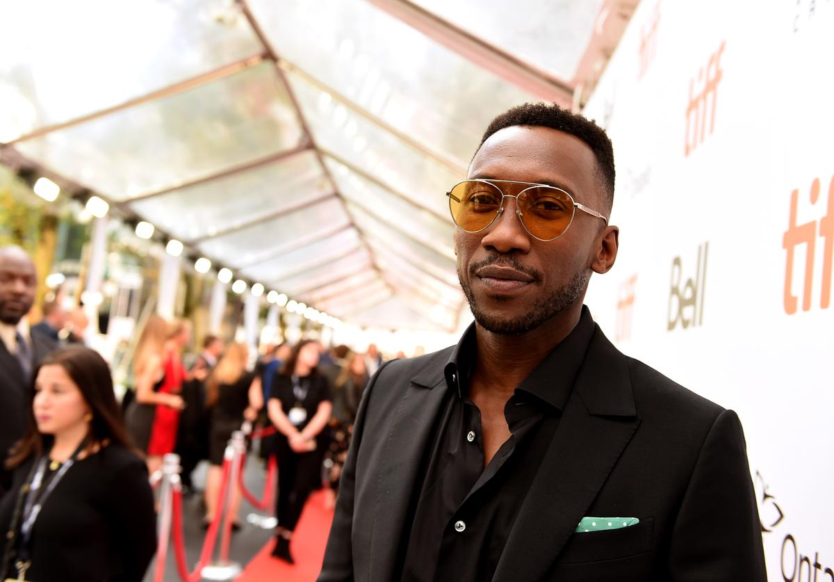 Mahershala Ali attends the 'Green Book' premiere during 2018 Toronto International Film Festival at Roy Thomson Hall on September 11, 2018 in Toronto, Canada.