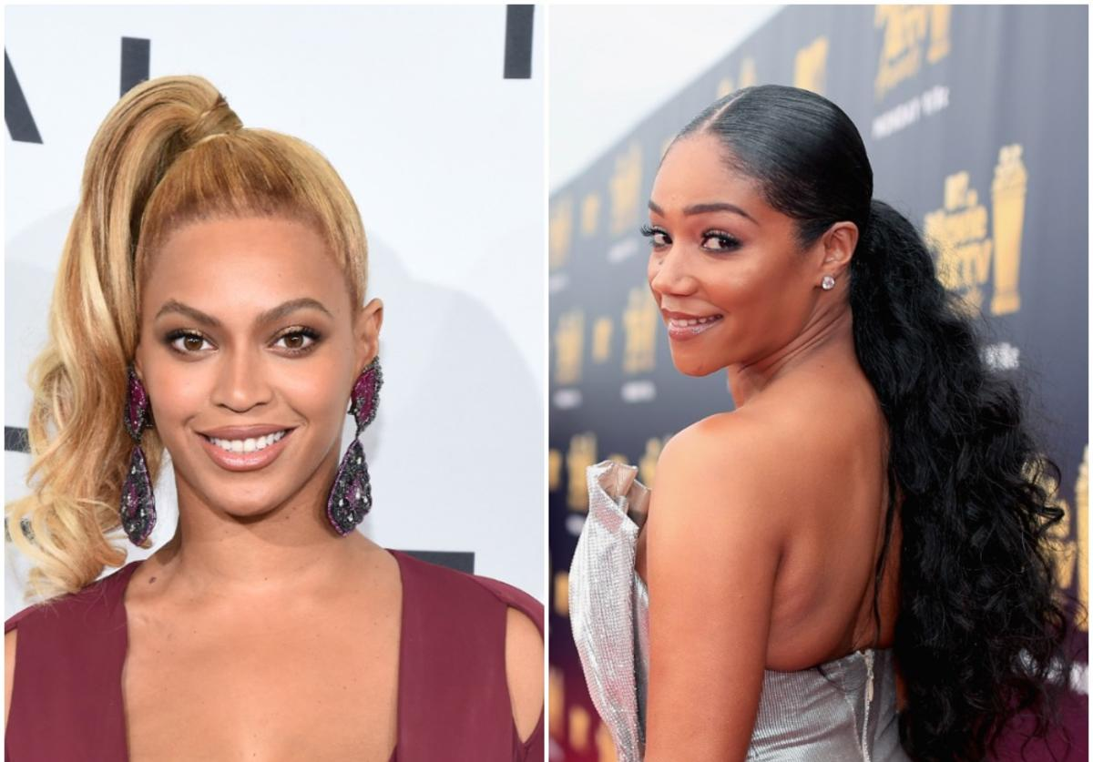 Beyonce, Tiffany Haddish