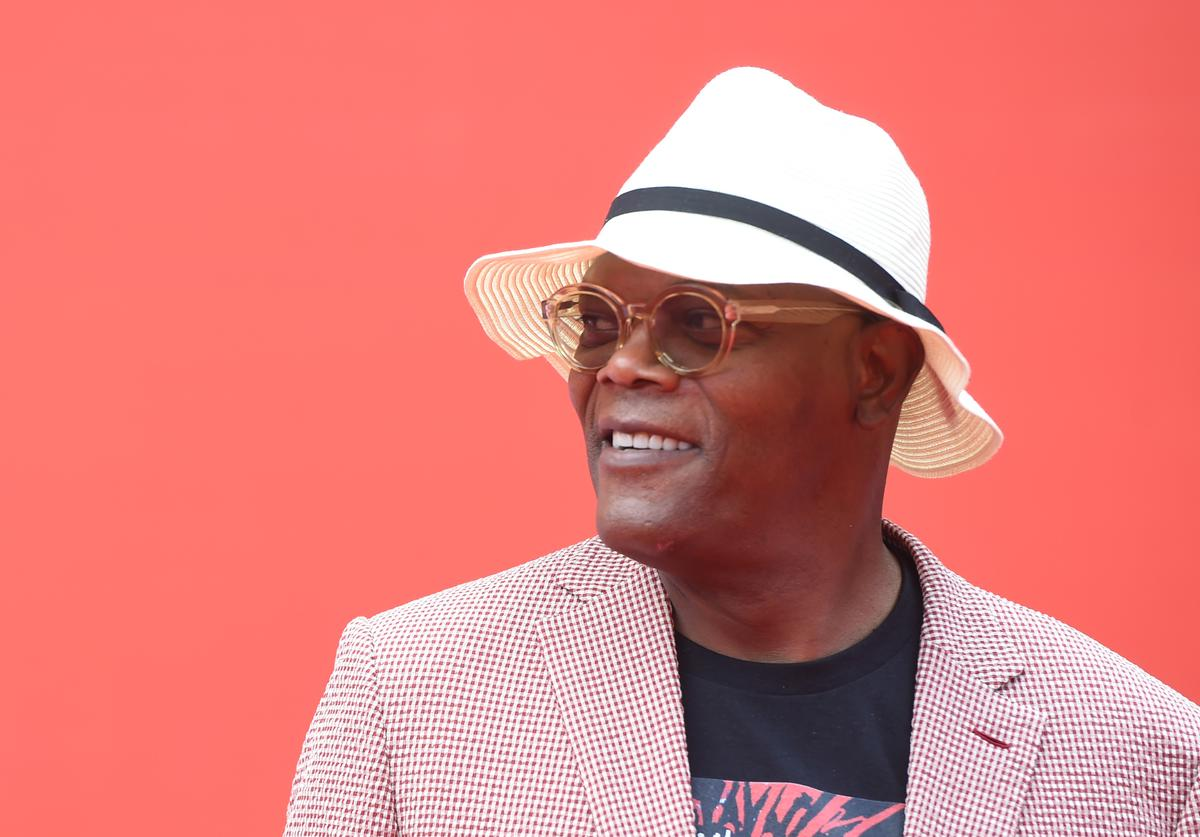 Samuel L Jackson attends the 'Incredibles 2' UK premiere at BFI Southbank on July 8, 2018 in London, England.