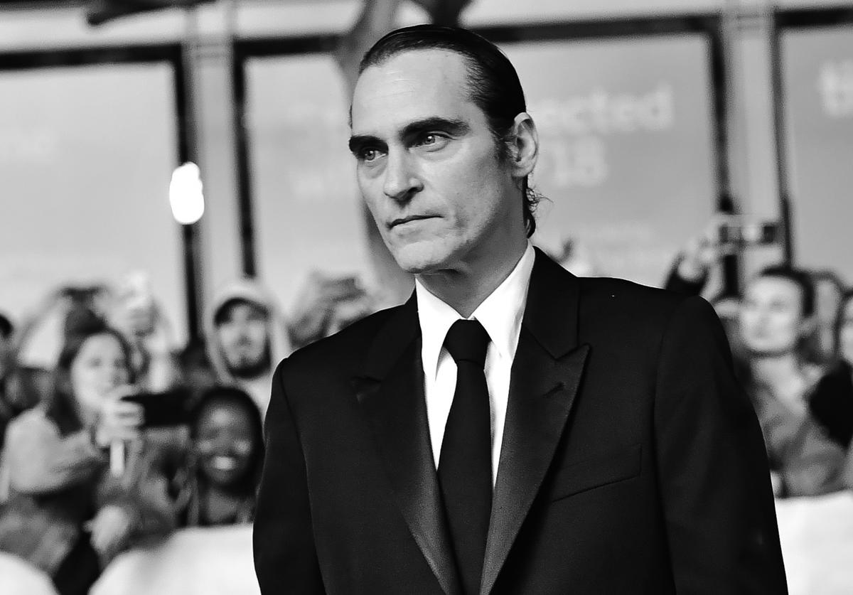 Joaquin Phoenix attends the 2018 Toronto International Film Festival - 'The Sisters Brothers' premiere at Princess of Wales Theatre on September 8, 2018 in Toronto, Canada.