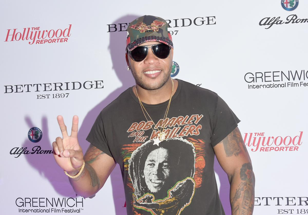 Recording artist Flo Rida attends the Greenwich International Film Festival Opening Night Party on June 2, 2017 in Greenwich, Connecticut.