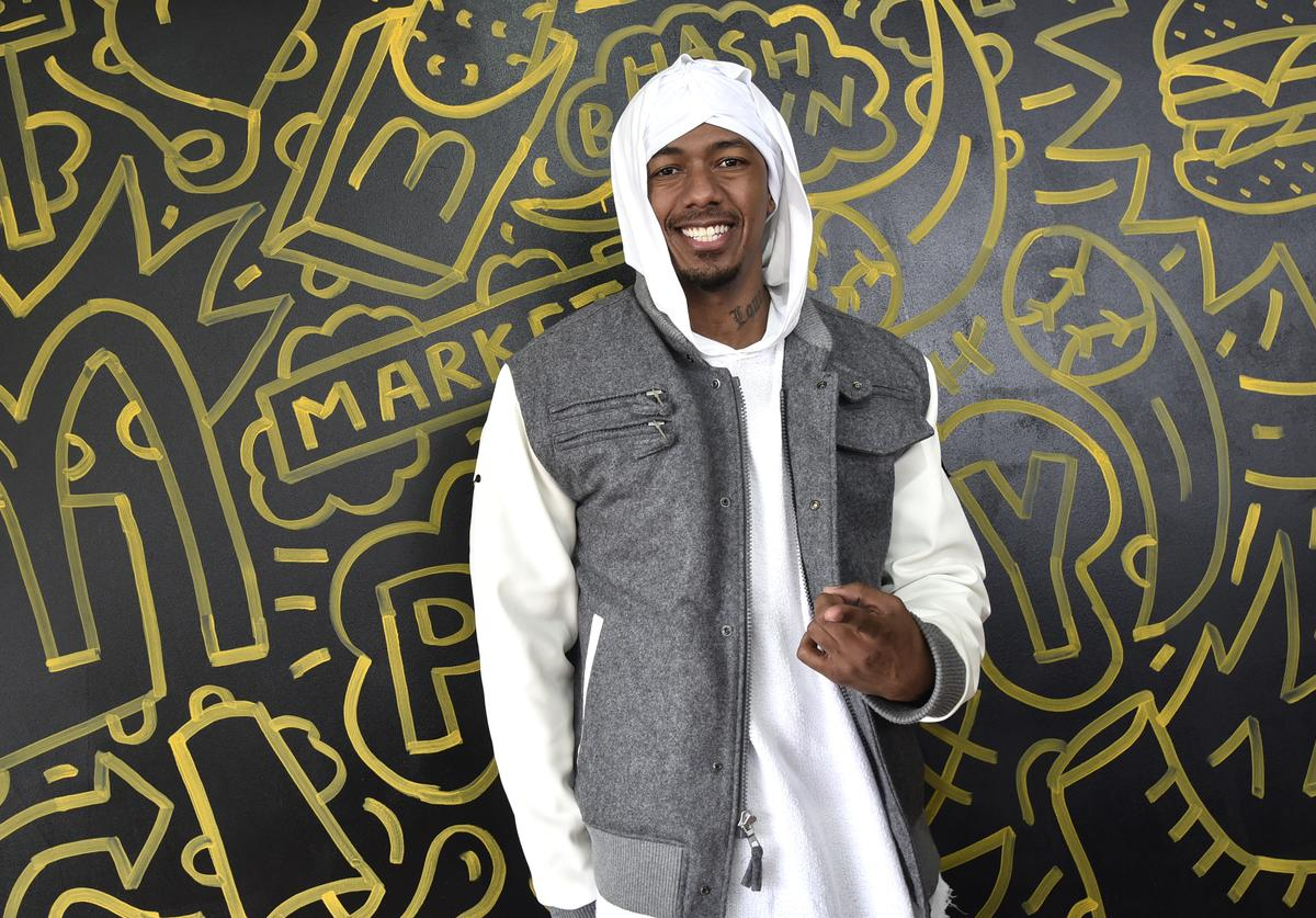 Nick Cannon attends McDonald's At Made In America Festival on September 1, 2018 in Philadelphia, Pennsylvania
