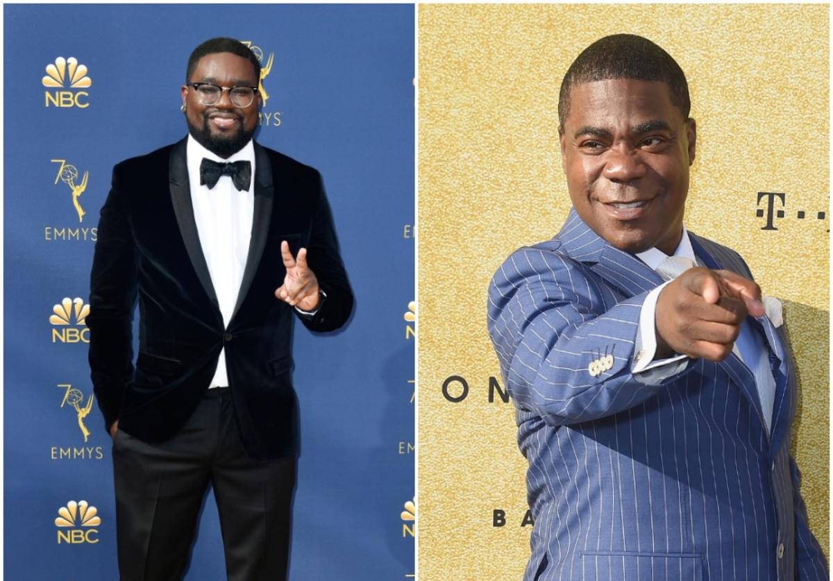 Lil Rel Howery, Tracy Morgan