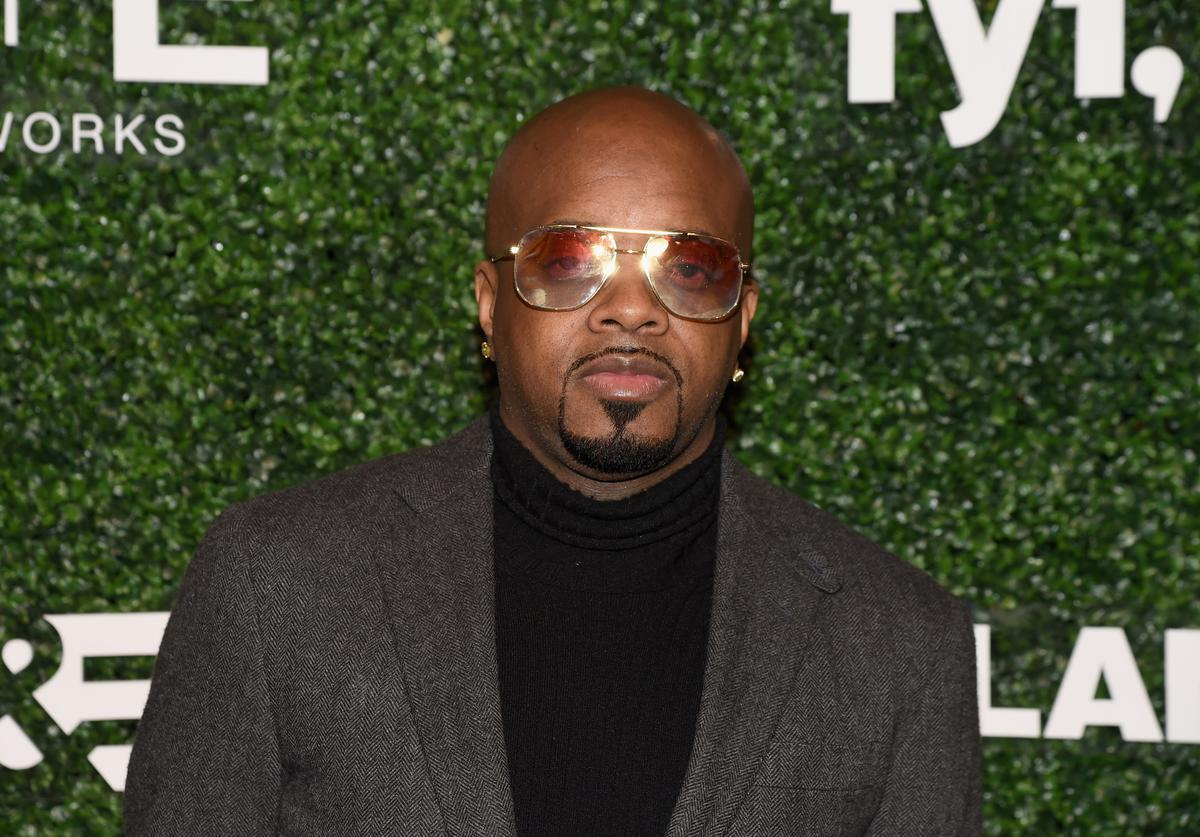 Hip-hop artist Jermaine Dupri attends the 2017 A+E Networks Upfront At Jazz At Lincoln Center's Frederick P. Rose Hall on March 21, 2017 in New York City.
