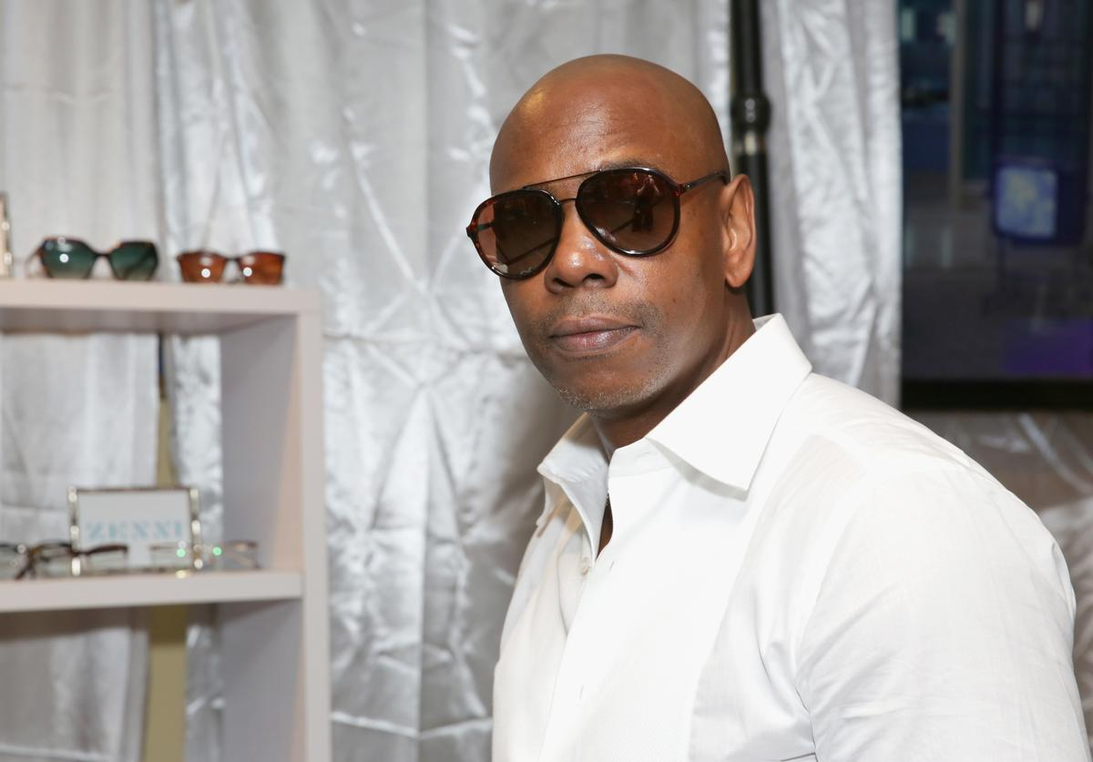 Dave Chappelle attends Backstage Creations Giving Suite At The 70th Emmy Awards at Microsoft Theater on September 17, 2018 in Los Angeles, California