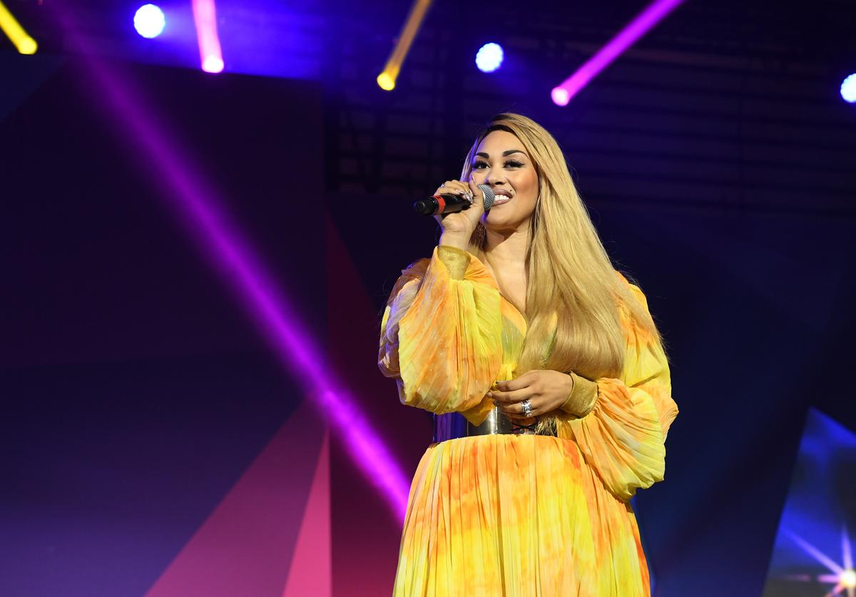 Keke Wyatt performs onstage at the 2016 ESSENCE Festival Presented By Coca-Cola at Ernest N. Morial Convention Center on July 3, 2016 in New Orleans, Louisiana