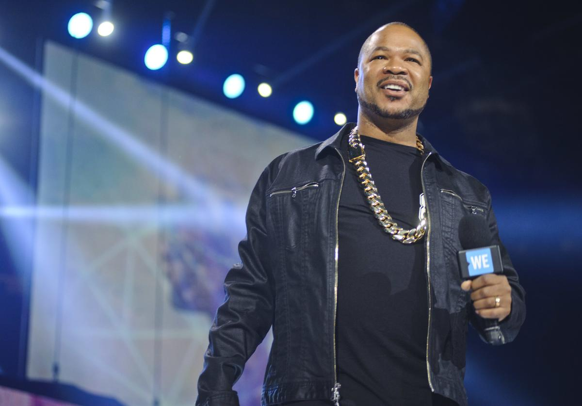 Xzibit attends WE Day Illinois 2017 at Allstate Arena on March 1, 2017 in Rosemont, Illinois