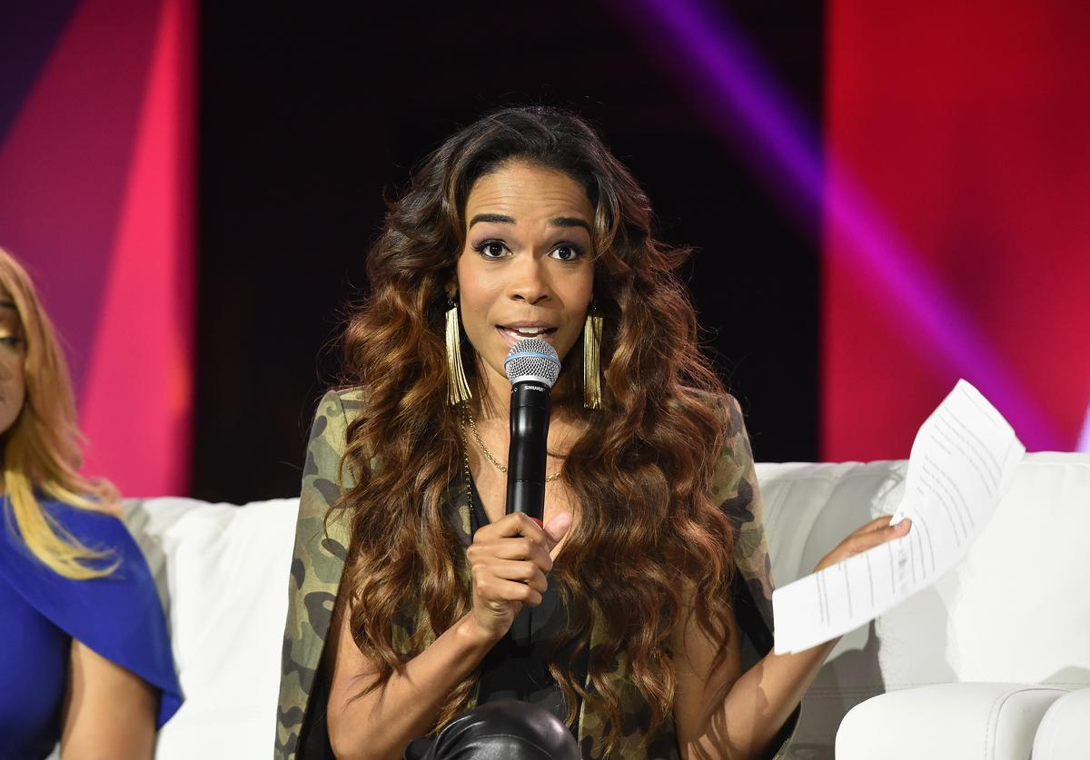 Singer Michelle Williams speaks onstage at the 2016 ESSENCE Festival Presented By Coca-Cola at Ernest N. Morial Convention Center on July 1, 2016 in New Orleans, Louisiana.