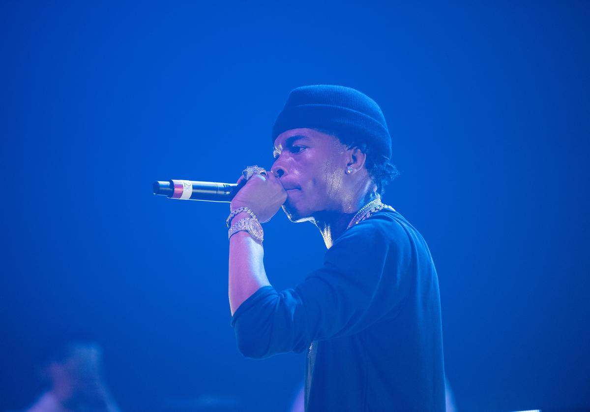 Lil Baby performs at the 2018 ComplexCon at Long Beach Convention Center on November 4, 2018 in Long Beach, California.
