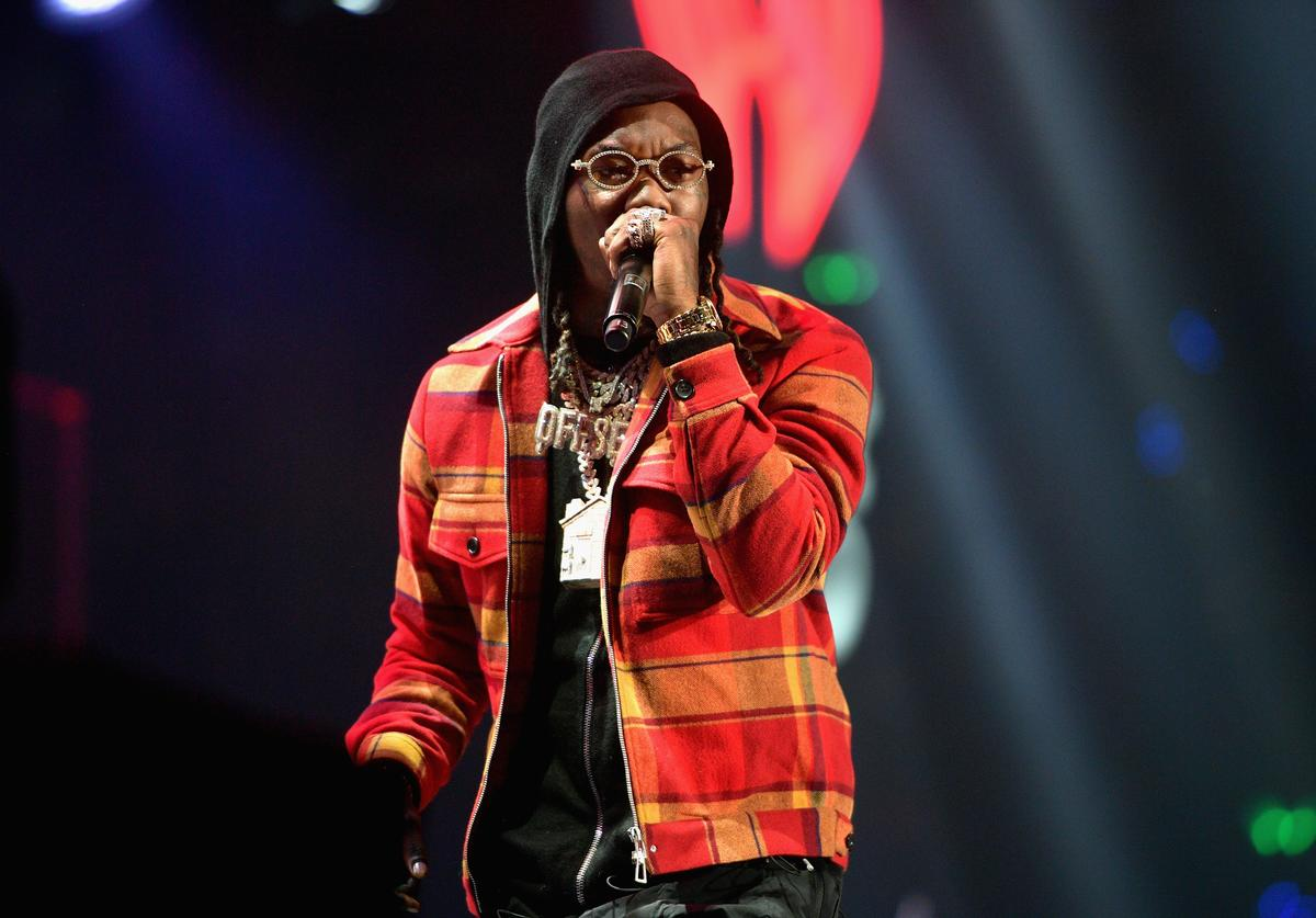 Offset performs onstage during 102.7 KIIS FM's Jingle Ball 2018 Presented by Capital One at The Forum on November 30, 2018 in Inglewood, California