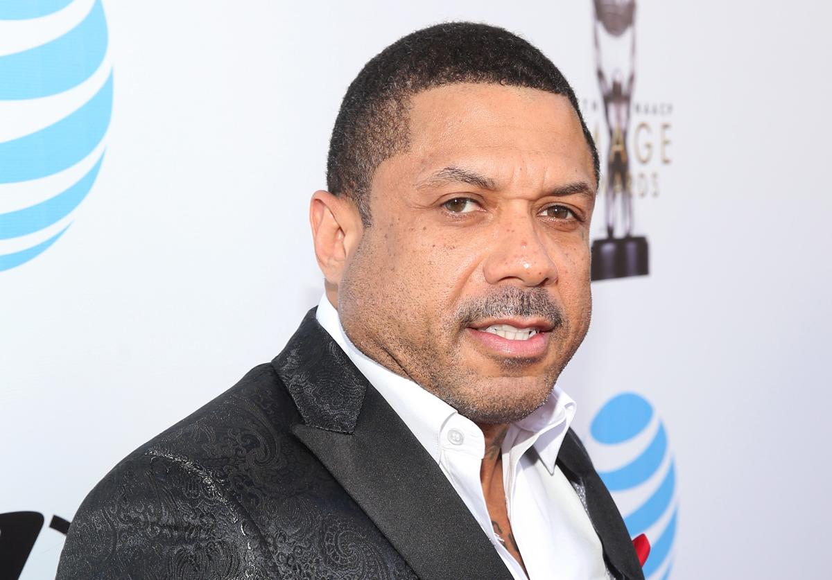 : Producer Benzino attends the 47th NAACP Image Awards presented by TV One at Pasadena Civic Auditorium on February 5, 2016 in Pasadena, California.
