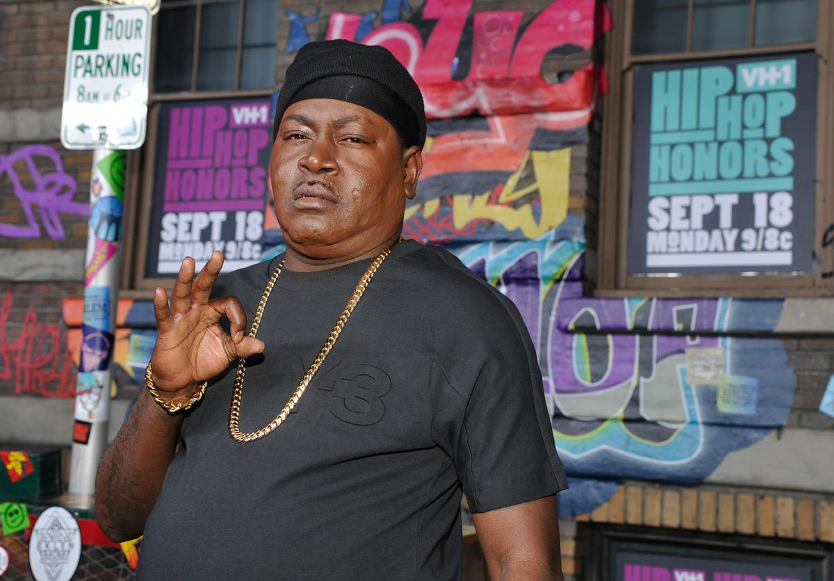 Trick Daddy attends VH1 Hip Hop Honors: The 90s Game Changers at Paramount Studios on September 17, 2017 in Los Angeles, California.
