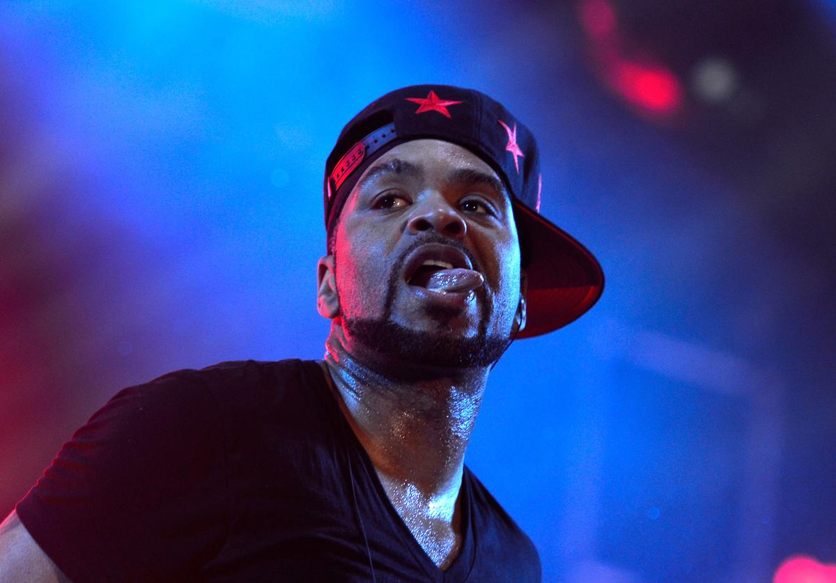 Method Man of Wu-Tang Clan performs onstage during day 3 of the 2013 Coachella Valley Music & Arts Festival at the Empire Polo Club on April 14, 2013 in Indio, California