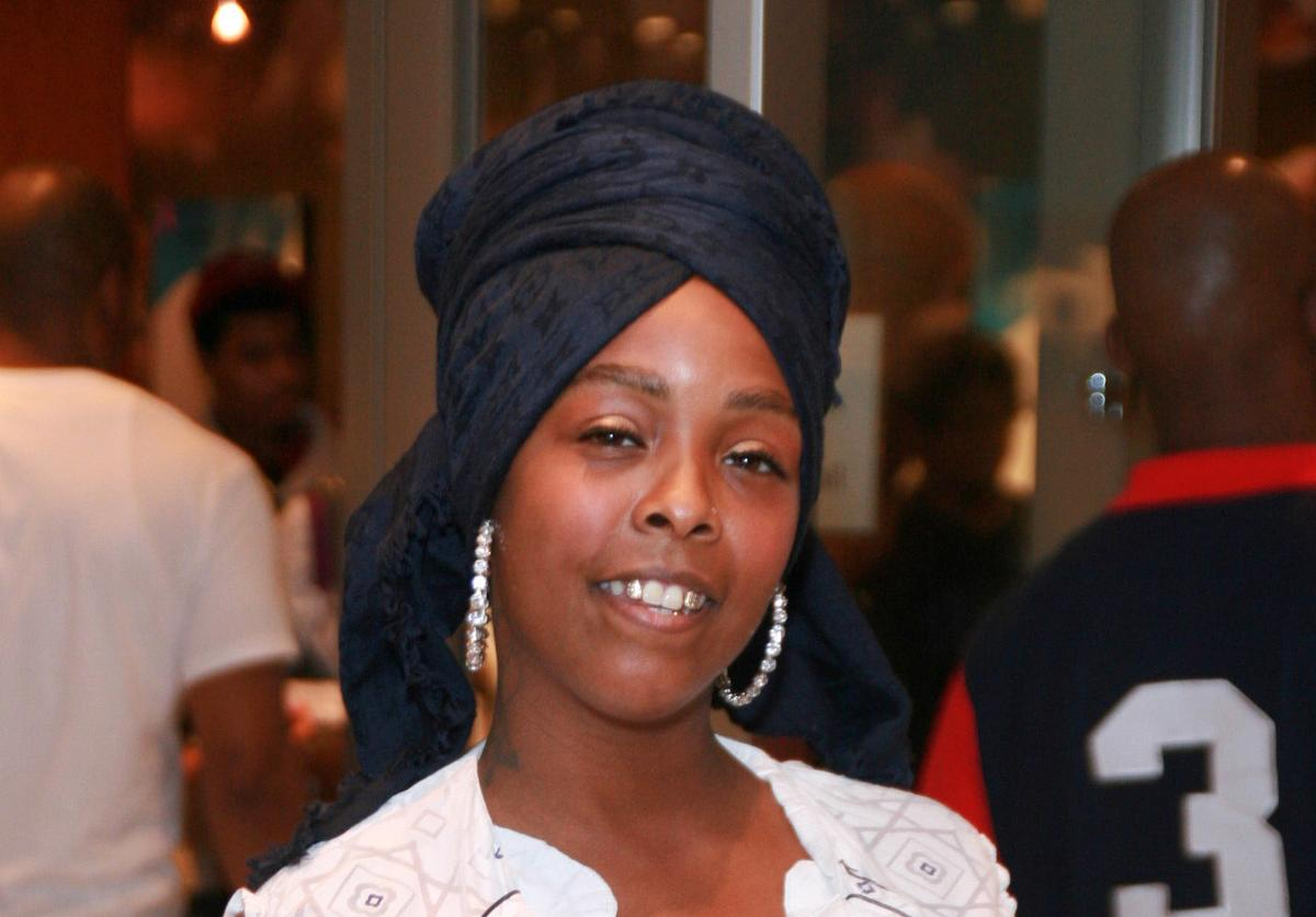 Khia attends Tupac's 40th Birthday Celebration at the Atlanta Symphony Hall on June 16, 2011 in Atlanta, Georgia