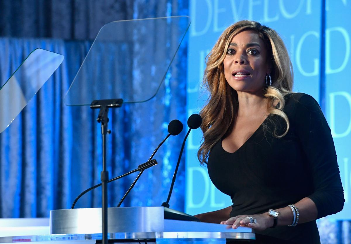 Wendy Williams hosts the Thurgood Marshall College Fund 28th Annual Awards Gala at Washington Hilton on November 21, 2016 in Washington, DC