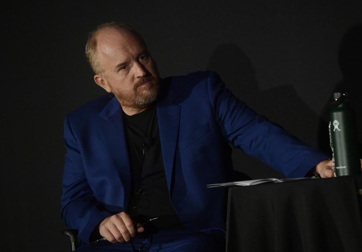 Louis C.K. attends Tribeca TV Festival's sneak peek of Better Things at Cinepolis Chelsea on September 22, 2017 in New York City
