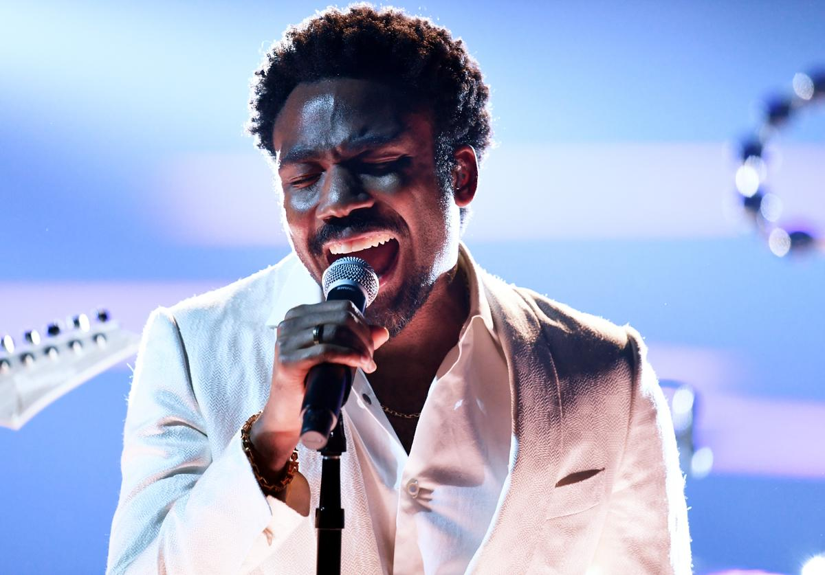 Recording artist Childish Gambino performs onstage during the 60th Annual GRAMMY Awards at Madison Square Garden on January 28, 2018 in New York City