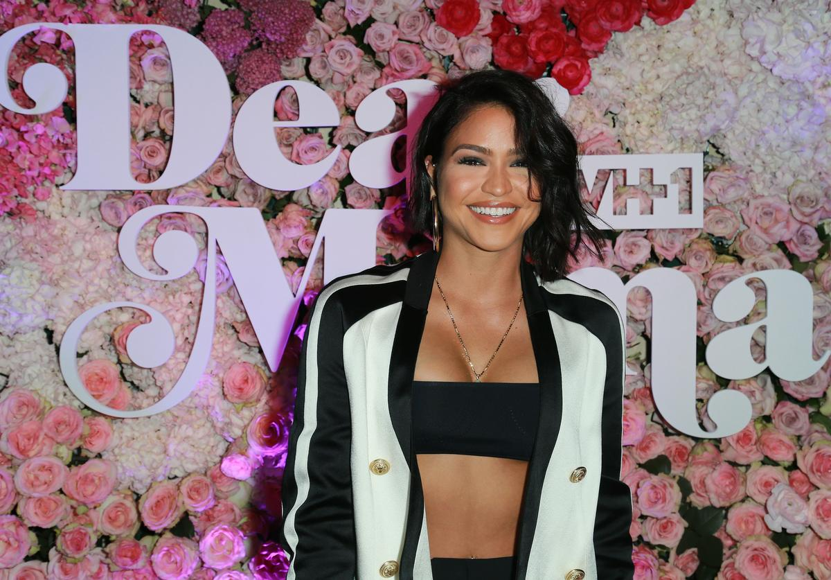 Cassie Ventura attends the VH1's 3rd Annual 'Dear Mama: A Love Letter To Moms' - Cocktail Reception at The Theatre at Ace Hotel on May 3, 2018 in Los Angeles, California