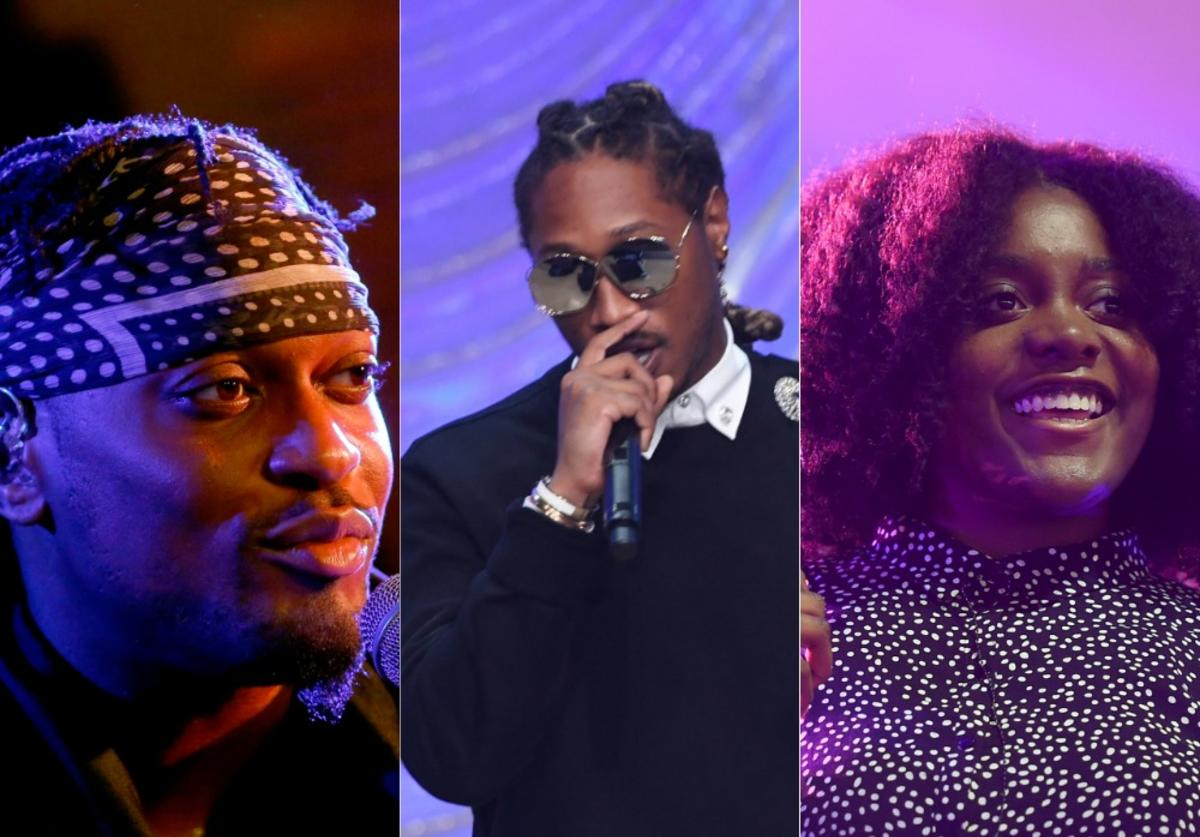 Noname, Future & D'Angelo
